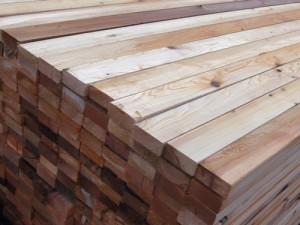 Cedar-Lumber